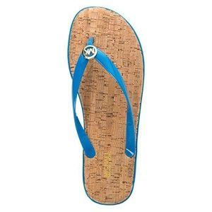 Michael Kors Jet Set Jelly Flip Flop Sandal Sz 6.5